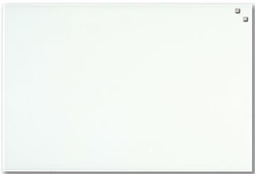Naga Magnetisch glasbord, wit, ft 40 x 60 cm
