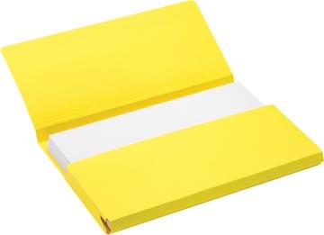 Jalema Secolor Pocketmap voor ft A4 (31 x 23 cm), geel