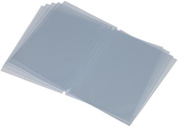Securit menukaart insteekhoezen, ft A4, set van 10 stuks