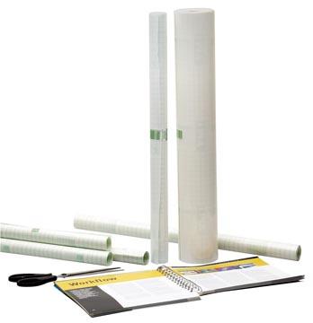 Apli zelfklevende plastic op rollen ft 20 m x 0,5 m (80 micron)
