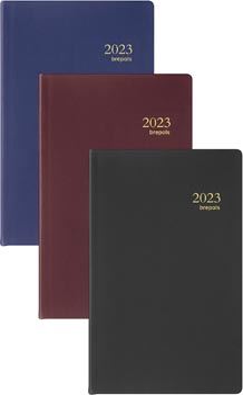 Brepols Breplan Seta, geassorteerde kleuren, 2022