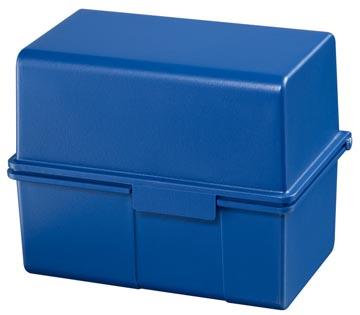 Han systeemkaartenbak ft A6, blauw