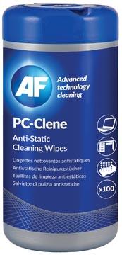AF PC-Clene reinigingsdoekjes, pak van 100 doekjes