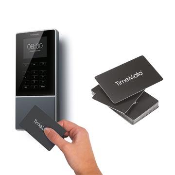 ACTIE Safescan: 1 x TimeMoto 616 (ref. TM616) + GRATIS 1 x RFID badges, 25 stuks (ref. TMRF100)