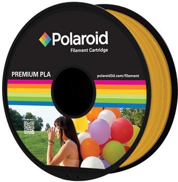 Polaroid 3D Universal Premium PLA filament, 1 kg, goud