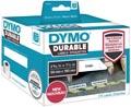 Dymo duurzame etiketten LabelWriter ft 59 x 190 mm, 170 etiketten