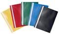 Pergamy snelhechtmap, ft A4, PP, pak van 10 stuks, geassorteerde kleuren